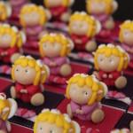 Boîtes à dragées filles elfes