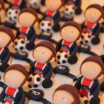 Boîtes à dragées footballeurs PSG