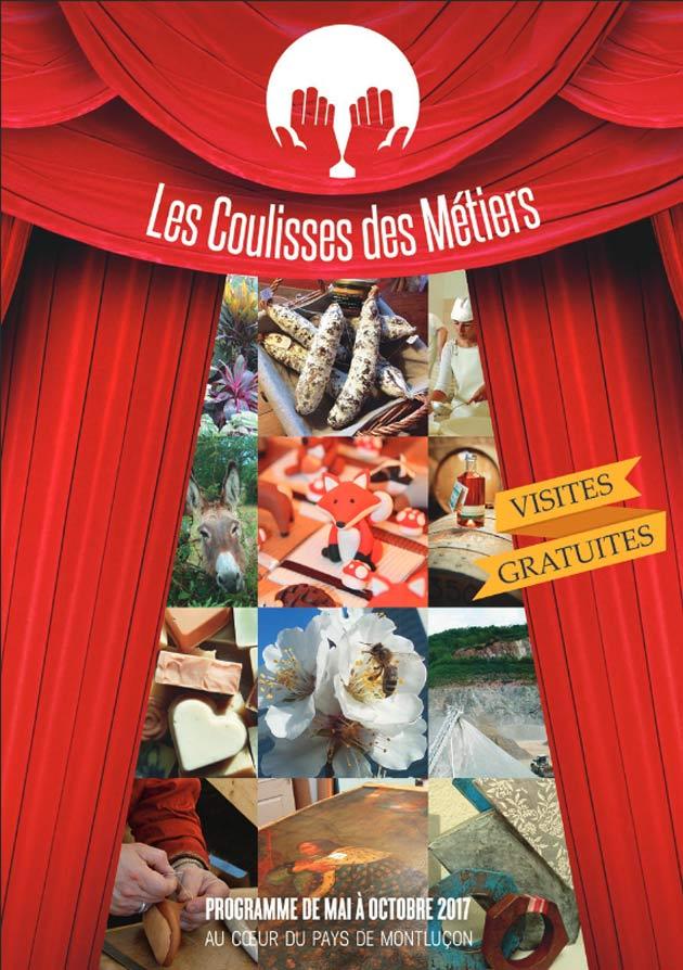 Coulisses des Métiers Montluçon 2017