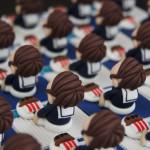 Boîtes à dragées enfants marins et leurs bâteaux