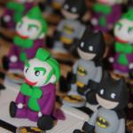 Boîtes à dragées Batman et Joker