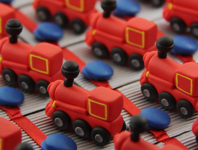 Boîtes à dragées locomotives