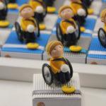 Boîtes à dragées handball fauteuil