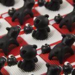 Boîtes à dragées ours noirs de Taïwan