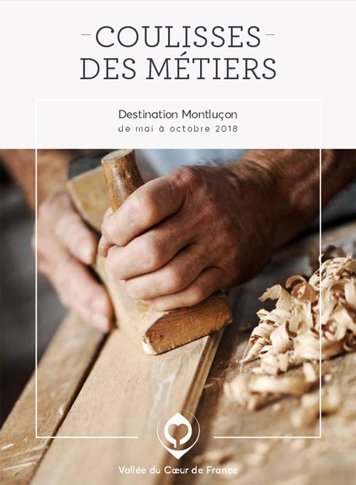 Coulisses des métiers 2018 à Montluçon