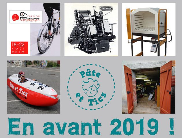 En avant 2019 ! Vœux et résolutions